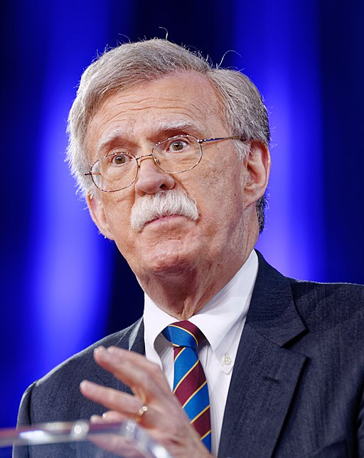 John R. Bolton, Pres. Trump's new national security adviser