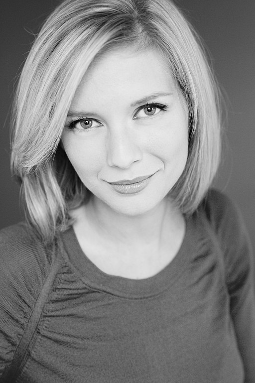 British talk show host Rachel Riley