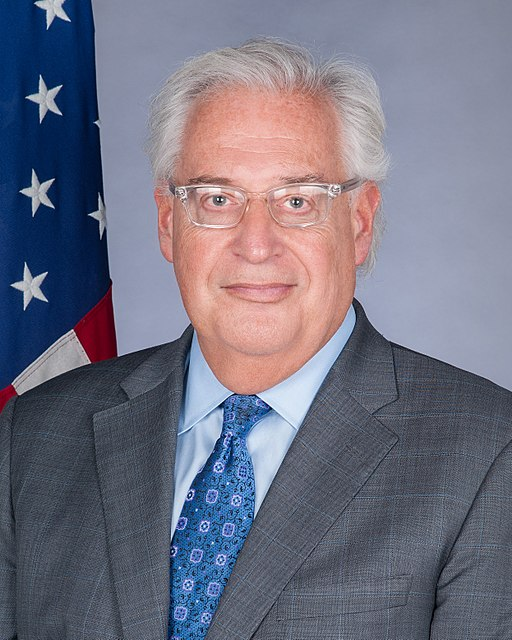 US Ambassador to Israel David Friedman